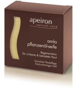 Ajurwedyjskie Organiczne Mydło z Amlą 100g Apeiron