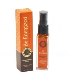 Aromaterapia w sprayu - Be Energized - Energia Życiowa, 8 ml. Song of India