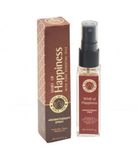 Aromaterapia w sprayu - Powiew szczęścia - Whiff of Happiness - Na Słodkie Sny, 8 ml. Song of India