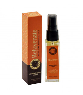 Aromaterapia w sprayu - Rejuvenate - Odmłodzenie, 8 ml. Song of India