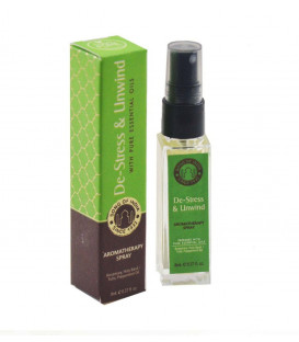 Aromaterapia w sprayu - Odstresuj się i odpręż, 8 ml. Song of India