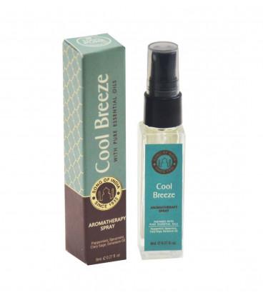 Aromaterapia w sprayu - Cool Breeze, Odstresuj się i odpręż, 8 ml. Song of India