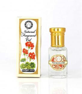 5 ml. Perfume Oil in Roll-On Glass Bottles (Set of 12) 5CC Honey Suckle