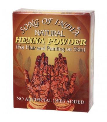 80 g. Natural Color Henna Powder HEN80C