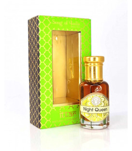 Olejek perfumowany roll on Night Queen 10 ml Luxurious Veda Song of India