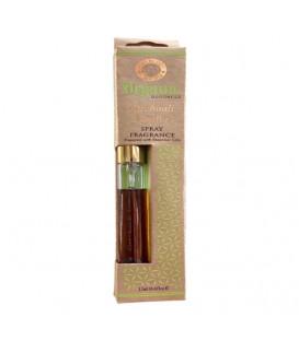 Spray zapachowy w szklanej butelce -Patchouli - Wanilia - 12 ml. Organic Goodness