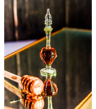 Perfumy w karafce Luxurious Veda Honeysuckle Wiciokrzew 5 ml. Song of India