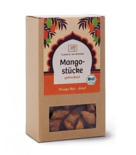 BIO Kawałki Mango suszone, 100 g Classic Ayurveda
