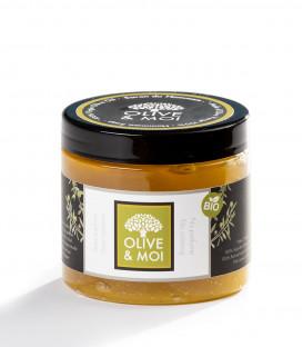 Mydło BIO Oliwne w paście HAMMAM 100% oliwa Extra Virgin słoik 200g Olive & Moi