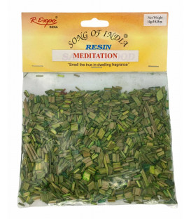 10 g. Meditation Natural Resin in Hanging Pouch REP-MD