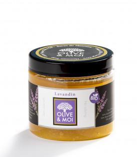 Mydło BIO Oliwne w paście HAMMAM z Lawendą słoik 200g Olive & Moi