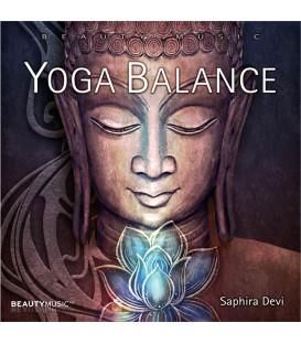 Yoga Balance - Saphira Devi CD