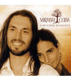 A Hundred Blessings - Mirabai Ceiba CD