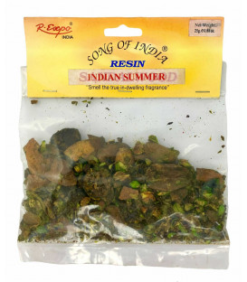 25 g. Indian Summer Natural Resin in Hanging Pouch REP-IS