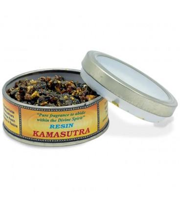 Kadzidło do spalania żywiczne - Kamasutra, duża paczka 1kg. Song of India
