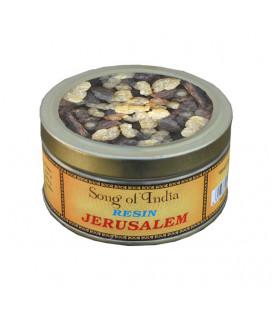 Kadzidło żywiczne - Jerusalem - mieszanka żywic, Duża paczka 1kg. Song of India