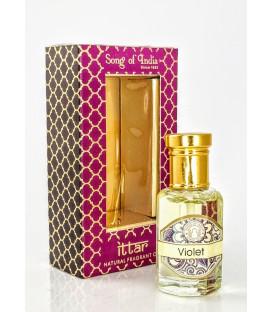 Olejek perfumowany roll-on - FIOŁEK - 10 ml. Luxurious Veda - Song of India