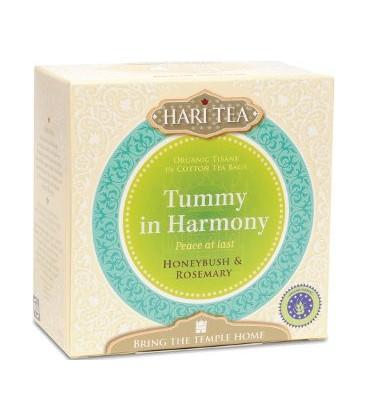 Tummy in Harmony! Hari Tea, 10 teabags Bio