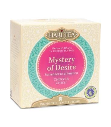 Mystery of Desire! Hari Tea, 10 teabags organic