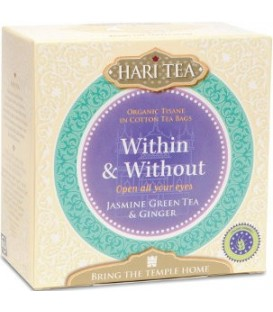 Within & Without! Hari Tea, 10 teabags organic