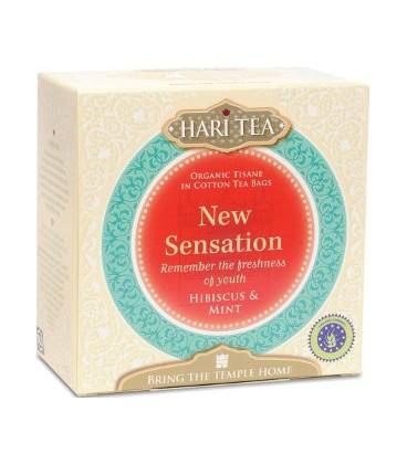 New Sensation! Hari Tea, 10 teabags organic