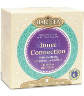 Herbata INNER CONNECTION Hari Tea BIO, 10 torebek