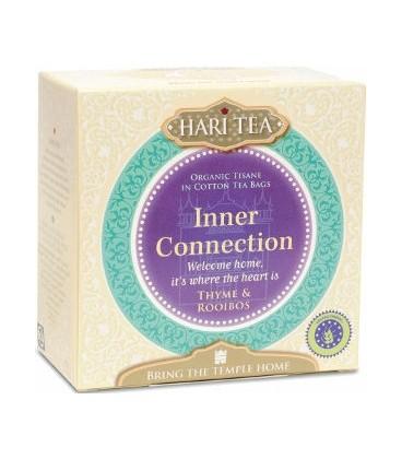 Inner Connection! Hari Tea, 10 teabags Bio