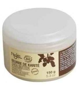 Masło organiczne SHEA 150G - do włosów i ciała Najel