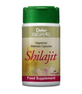 Shilajit Dabur 60 kapsułek - (Suplement diety) przełam zmęczenie!
