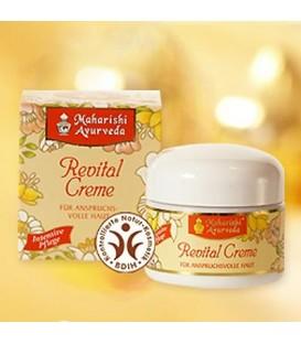 Revital facial care cream Maharishi, 50 ml