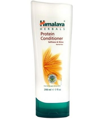 Odżywka proteinowa miękkość i blask do włosów normalnych 200 ml Himalaya Herbals