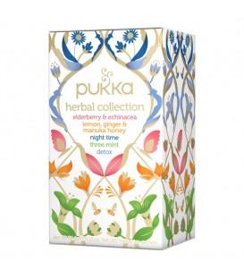 Herbal MIX Collection - Zestaw 5 aromatycznych herbat Pukka