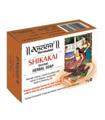 Mydełko do włosów SHIKAKAI  75g Hesh