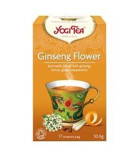 Herbata z Żeńszeniem Tao 17 torebek Yogi Tea Bio