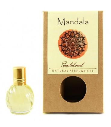Olejek zapachowy DRZEWO SANDAŁOWE 10 ml Mandala