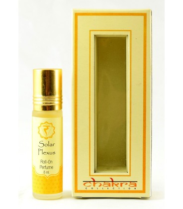 Olejek perfumowany na 3 czakrę SOLAR 8 ml Song of India