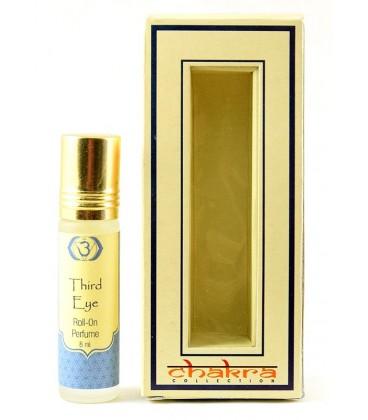 Olejek prefumowany na 6 czakrę THIRD EYE 8ml Song of India
