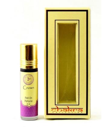 Olejek perfumowany na 7 czakrę CROWN 8 ml Song of India