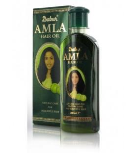 Olejek Amla Dabur do włosów ciemnych 300ml
