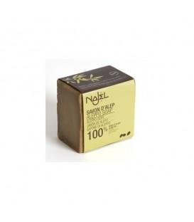 Mydło Aleppo Pure Olive 100% oliwkowe 200g Najel