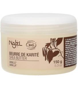 Organiczne masło shea waniliowe 100g Najel