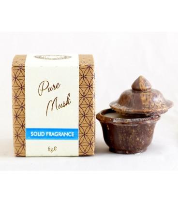 Perfumy w kamieniu Pure Musk 6g Song of India