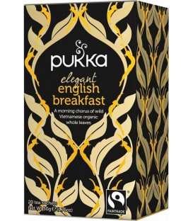 Herbata Elegant English Breakfast – 20 torebek Pukka