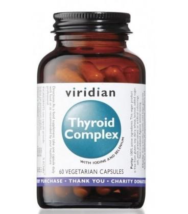ThyroidComplex Tarczyca Kompleks 60 kapsułek, Viridian