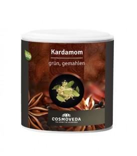 Kardamon zielony ORGANICZNY mielony Sri Lanka 70g Cosmoveda