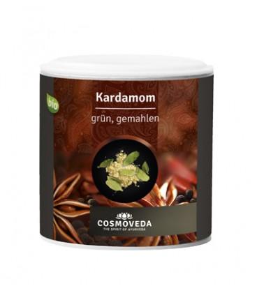 Organic Cardamom green mielony 70g