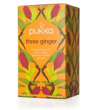 Herbata Pukka Three Ginger 20 torebek Pukka
