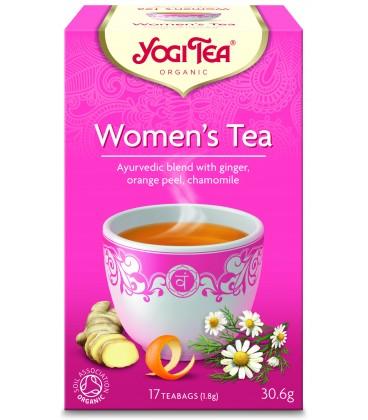 Herbata dla Kobiet  - 17 torebek YOGI TEA
