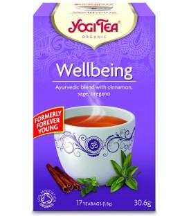 Herbata na Dobre Samopoczucie BIO 17 torebek - YOGI TEA