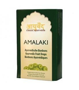 BIO Ajurwedyjskie dropsy z owocem Amli i Witaminą C, 50 g, Odporność, Classic Ayurveda
